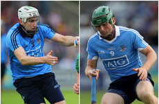 2013 Leinster-winning captain and former All-Star have rejoined the Dublin hurling squad