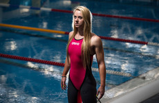 'I wasn't planning to stop swimming… It was a pretty abrupt decision'