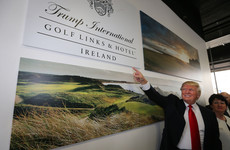 Judge sets aside €14,000 judgement against Donald Trump over planned Doonbeg barrier