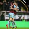 'Football is about realities but also about dreams': Sean Dyche's remarkable Burnley into top four