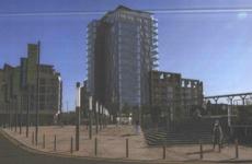 A major developer has been cleared to build a 16-storey apartment block in north Dublin