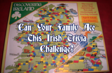 Can Your Family Complete This Irish Trivia Challenge?
