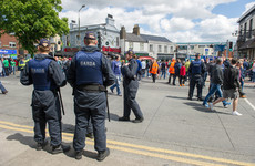 How much were the gardaí paid for policing major sporting events this year?