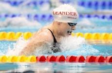 Road to London: No joy for Irish swimmers at British Championships