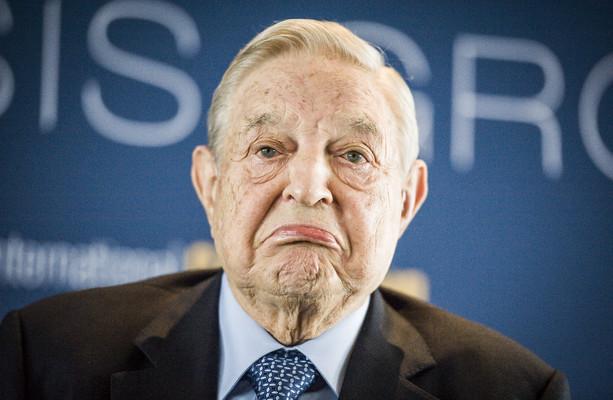 """George Soros Dinobatkan sebagai """"Person of the Year"""" oleh Koran Bergengsi FInancial Times, Kritikus: Ini Lucu dan Gila"""