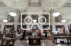 Virtual Reality Tour: The GPO at Christmas, with a sneak peek at this year's Santa letters