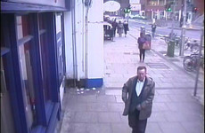 Gardaí release new CCTV images in search for man missing from his care home