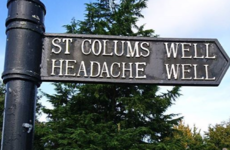 Double Take: Have you seen these 'Headache Well' signs in north Tipperary?