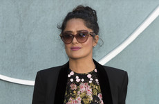 Salma Hayek powerfully detailed how Harvey Weinstein was her 'monster' in a New York Times piece