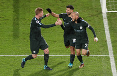 History makers! Manchester City set new Premier League record with 15th successive win