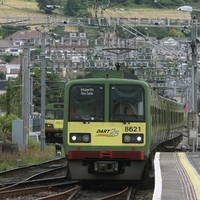 Driver hospitalised after explosion on DART train