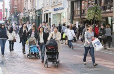 Grafton Street in Dublin to be repaved in new colours
