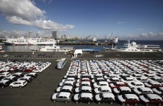 New car sales down 18 per cent in February