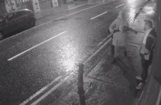 A Galway pub is looking for the strong woman who managed to steal one of their steel bollards