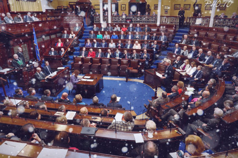 The Dáil is off on its holidays
