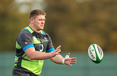 Furlong's stellar year rewarded as he signs new three-year IRFU central contract
