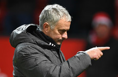 Mourinho asked to explain controversial pre-Manchester derby comments