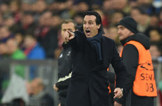 PSG coach Emery's apartment robbed on match night