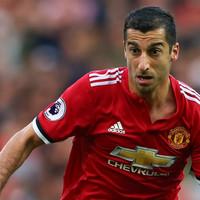 Mourinho: No room on Man Utd bench for disappearing Mkhitaryan