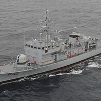 Search underway for missing crewman in Irish Sea
