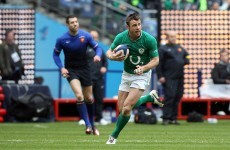 A sort of homecoming: Bowe re-signs with Ulster
