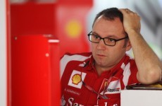 Domenicali confident Ferrari can make up ground