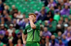 Ireland's cricketers run out of steam in South Africa