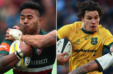 Send in the cavalry! Tuilagi and Toomua return to face Munster