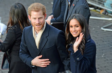 Save the date: Prince Harry to wed Meghan Markle on 19 May