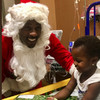 The photos of Idris Elba and Stormzy visiting a children's hospital dressed as Santa are just the best