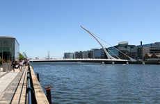 Two firms linked to famous developers are at loggerheads over land at Dublin's south docks