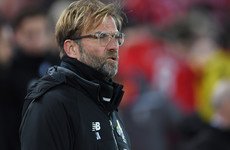 Klopp: We're all fighting for second place in the Premier League