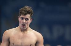 Jordan Sloan breaks third Irish record at European swimming championships