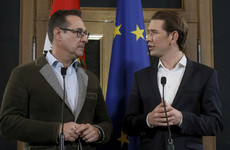 'Nothing to fear' as anti-immigration Austrian far-right enters government