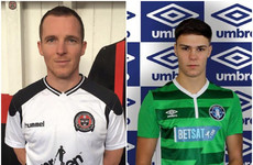 Away days! Bohemians and Limerick gear up for new campaign with release of new kits