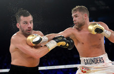 Billy Joe Saunders taunts, toys with and takes David Lemieux to school in stylish title defence