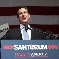As it happened: Santorum runs Romney close on dramatic 'Super Tuesday'