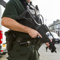Armed police arrest Belfast man who didn't return to prison after relative's funeral