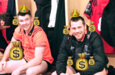 The money men! Zebo pokes fun at O'Mahony and Stander - it's the sporting tweets of the week