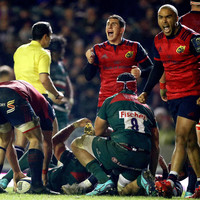 'A great night for Munster': Van Graan proud of his team's composure and maturity