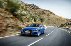 Audi's new RS 4 Avant has arrived... and it's bonkers