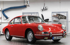 Porsche has restored its oldest 911 (after finding it in a barn)