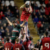 'A world-class performance from a world-class player': O'Mahony at the heart of Munster's rise