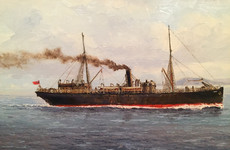 It's been 100 years since two Dublin ships were torpedoed just before Christmas