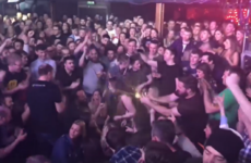 A man proposed to his girlfriend in the middle of a gig in Dublin and the crowd went WILD