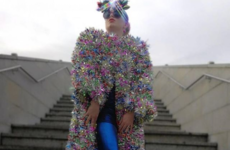 This Dublin fashion designer makes the most OTT Christmas outfits imaginable
