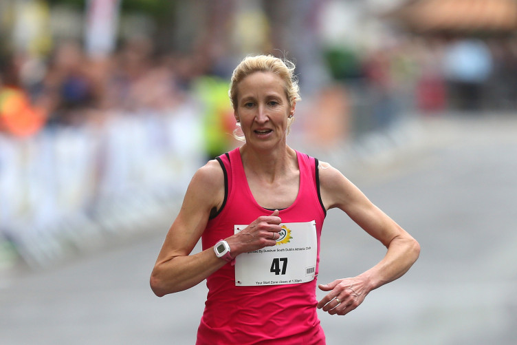 Who better to give you running tips than a two-time Olympian.