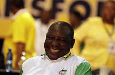 Cyril Ramaphosa wins South Africa's ANC presidential election