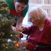 'A stocking was a must': These nursing home residents tell us about their memories of Christmas