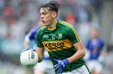 Kerry teen sensation Clifford in line to make senior bow in 2018 National League